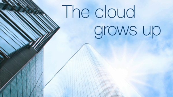 Oxford Economics White Paper: The Cloud Grows Up