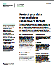 Businesstech Insider Solution Brief Protect Your Data From